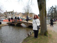 Burton on the Water, England