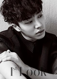 Gi Kwang - 1st Look Magazine Vol.67