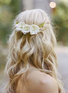long hairstyle inspiration; photo: Austin Gros Photography