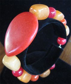 SmithNJewels - Bracelets - Howlite, agate and quartzite