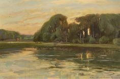 Victor Westerholm (1860-1919), Ruissalo. Denmark, Norway, Scandinavian, 18th, Landscapes, Scenery, Paintings, Artists, Paisajes