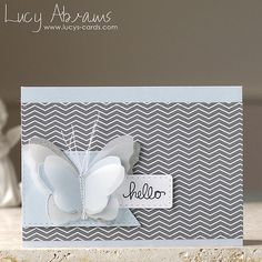 Amazing creation by Lucy Abrams using some Simon Says Stamp Exclusives for this.