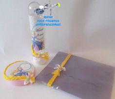 Kit personalizado da Rapunzel(Pode ser adaptado a qualquer tema)