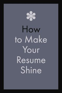 Resume Without Work Experience How To Write A Resume With No Work Experience  Pinterest .
