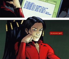 Red Robin (2010) #13 -- these comics were so good!!>>> This is pretty much my current to do list.