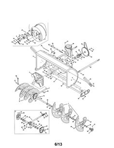 Mtd Snowblower Parts Beautiful Mtd 310 180 000 Parts List