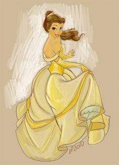 Day 2: Favorite Princess- Belle. When I was younger Auora was my favorite, but as I've gotten older there is no denying that Belle is my absolute favorite princess ever.
