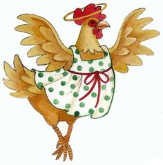 Rooster Ballet and Opera -  Stephanie Stouffer