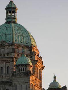 Sunset at Parliament, Ottawa, Ontario, Canada | by Annette Behar, via 500px