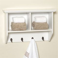 This is a standard linen display solution.  I could design it match the custom vanity