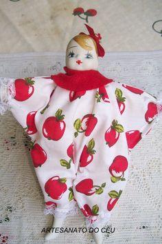 Boneco Maçãzinhas