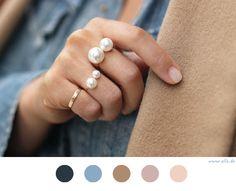 Bague En Perles - DIY Bijoux - jewellery - ring - pearl - tuto - tutoriel -