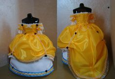 Vintage Dresses, Miniatures, Cake, Desserts, Food, Fashion, Vintage Gowns, Tailgate Desserts, Moda