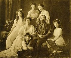 Los Romanov eramos así.