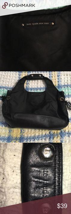 Kate Spade black purse Very nice case Spade black purse kate spade Bags
