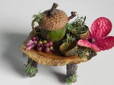 Image result for fairy furniture