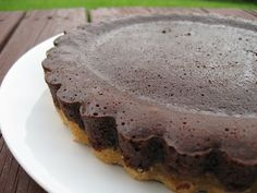 Must find time to make this Moro tart...