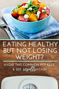 """Common diet mistakes when eating """"healthy""""."""