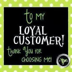Thank you. Become a loyal customer and save 40 % off all orders.  No minimum amount to spend.  Earn Perk points and after 3 months free shipping.  Http:// kellydaviswraps.myitworks.com 8433449083