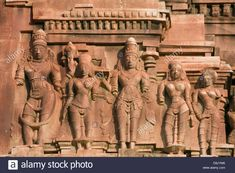 Rock Relief With Hinduism Figures High Resolution Stock Photography and Images - Alamy
