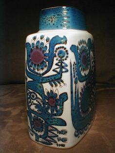 ROYAL COPENHAGEN - Berte Jessen Fajance Vase