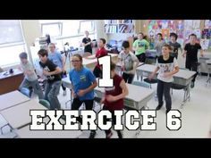 Tabata en classe (vidéo 2 de 3) - YouTube Gross Motor Activities, Activities For Kids, Reto Mental, Core French, French Resources, Brain Gym, Brain Breaks, Teaching French, Yoga For Kids