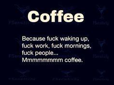 Grrrr to mornings..