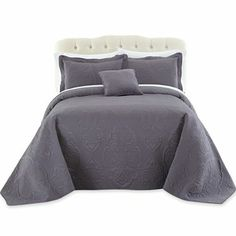 Venice Bedspread & Accessories - JCPenney
