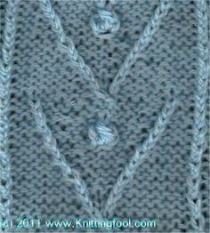 1000+ images about Knitting: Stitches on Pinterest Stitches, Knitting stitc...