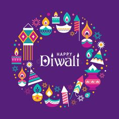 Illustration about Diwali Hindu festival greeting card with modern elements. Illustration of design, modern, happy - 96436295 Diwali Greetings Quotes, Happy Diwali Quotes, Happy Diwali Images, Diwali Cards, Diwali Greeting Cards, Diwali Goddess, Makar Sankranti Greetings, Ganesh Chaturthi Greetings, Best Diwali Wishes