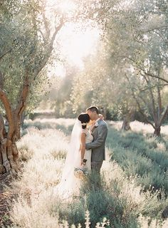 Photography: Caroline Tran | Florals: S.R. Hogue & Company | Venue: San Ysidro Ranch | Hair & Makeup: Chateau Belle Beauty