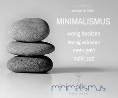 #Minimalismus #Schweiz #Lebensstil leben für ein #freies #Leben. www.minimalismus.ch