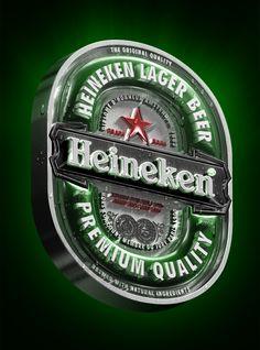 Heineken label on Behance Wallpaper Images Hd, Iphone Wallpaper, Star Outline, Liquid Dreams, Food Vids, Beer Poster, Lion Pictures, Hypebeast Wallpaper, Beer Brands