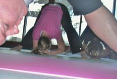 If I ever thought yoga was for wimps...
