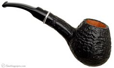 Ser Jacopo Picta Van Gogh Sandblasted Hawkbill (05) Pipes at Smoking Pipes .com