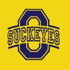 Born to hate Ohio State! University Of Michigan Athletics, Michigan Ohio, Michigan Go Blue, Michigan Wolverines Football, Ohio State Buckeyes, Michigan Gear, U Of M Football, College Football Teams, Football Season