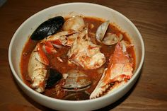 A Year of Slow Cooking: Slow Cooker Cioppino Recipe