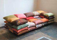 DIY couch sofa pillows dhz bank van kussens