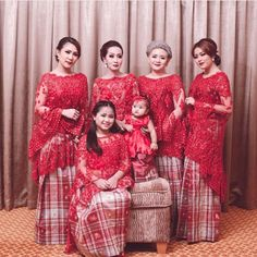 The Serene Baju Bodo by SVARNA by IKAT Indonesia Didiet Maulana - 001
