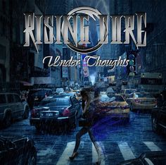 """Under Thoughts"", nuevo disco de RISING CORE"