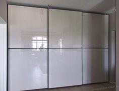 Шкафы-купе шпонированные на заказ от производителя - Образцы шкафов и мебели - Шпон + Шкаф