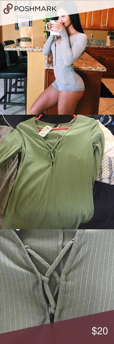NWT WINDSOR ROMPER Style on model is a different color! This listing is for the GREEN color! Windsor Dresses Mini