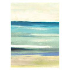 Cool+Ocean+Abstract+Canvas+Wall+Art+