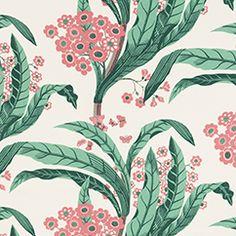 Fabric Sample Delhi 100 Linen | Svenskt Tenn