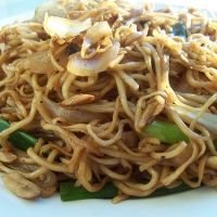 Chicken Chow Mein Recipe - sounds SOO good right now! =D