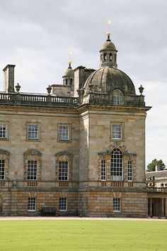 Houghton Hall - James Gibbs - Wikimedia Commons - Permission (Reusing this file)	 Attribution ShareAlike 3.0