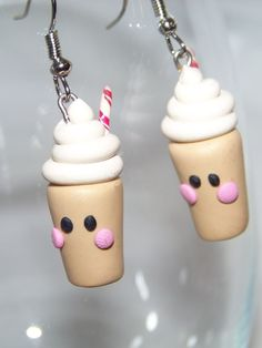 ... Clay on Pinterest | Clay Charms, Polymer Clay Charms and Polymer Clay