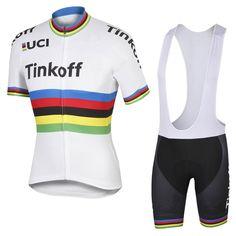 2016 Del Banco de Saxo Tinkoff Ropa del Ciclo Desgaste Ciclismo de Deporte/Racing Bike Cycling Jersey Short sleeve bycicle wear