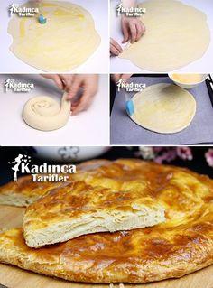Yağlı Çörek Tarifi