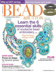 Bead Button June 2012